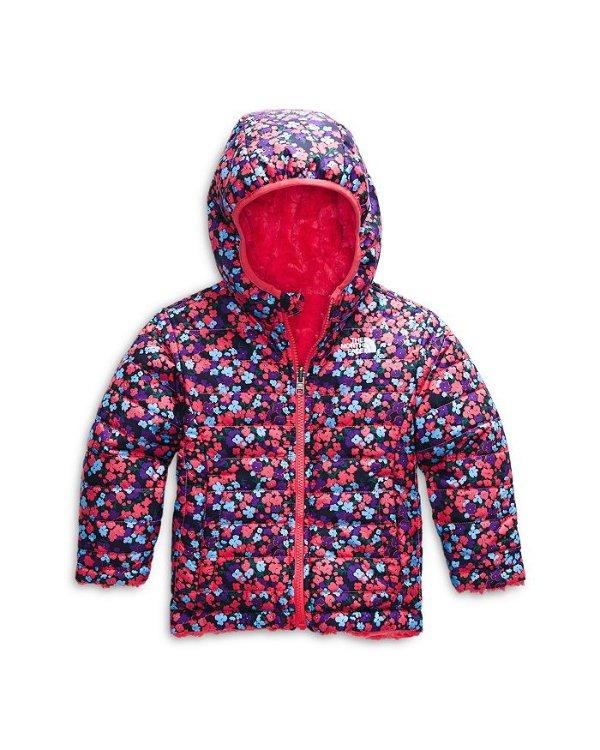 儿童双面穿外套