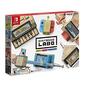 Nintendo Labo - Variety Kit Toy Con 01 for Nintendo Switch