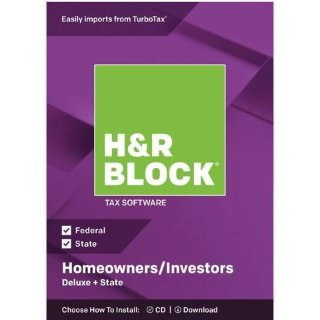 as Low as $9.99H&R Block 2018 Tax Software Sale