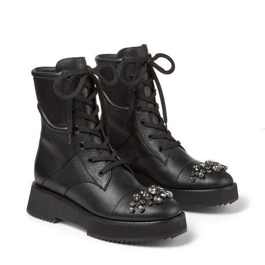 HADLEY 厚底靴