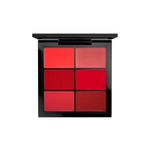PRO Lip Palette 红色系