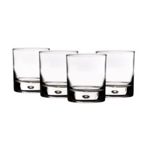 4只装经典玻璃杯