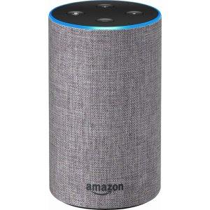 $49.99(原价$99.99)Echo 第二代智能音箱 三色可选