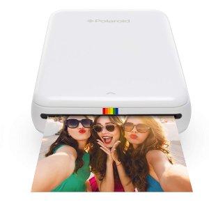 低至5.4折 现价£74.99(原价£139.99)Polaroid ZIP 手机照片打印机 折扣热促 幸福moment即拍即印