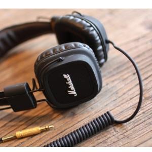 英国直邮¥415Marshall  Major II 头戴式HiFi摇滚重低音监听耳机