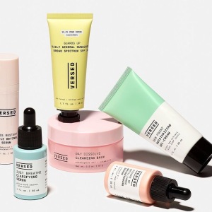 15% OffDealmoon Exclusive: Versed Sidewide Skincare Sale