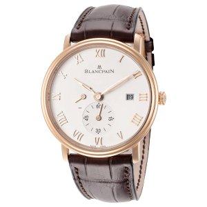 Extra $4945 OffDealmoon Exclusive: Blancpain Villeret Ultraplate Men's Watch