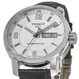 $399 (原价$695) 美度机械表$359独家:Tissot PRC 200 Powermatic 80 机械男表