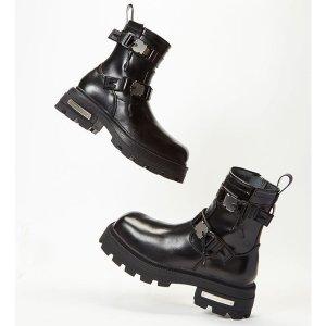 3折起+额外8折 $230起MATCHESFASHION 大牌靴子甩卖 热门厚底靴、直筒靴都有