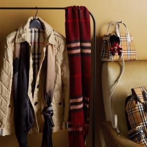 低至5折Burberry 服饰美包专场 收经典驼色风衣