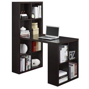 史低价$155.97 (原价$319)Altra London Hobby 精美书柜+书桌套装特卖
