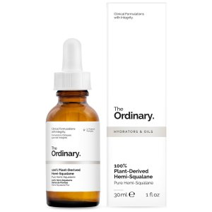 The Ordinary100% 植物衍生角鲨烷 30ml