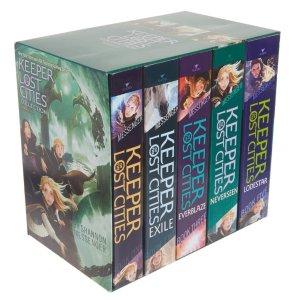 童书 失落之城守护者 典藏书 1-5册套装,纽约时报畅销系列
