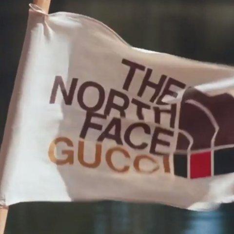 又一款跨界神作到底如何The North Face X Gucci联名要来了 人类已无法阻挡TNF的潮牌路