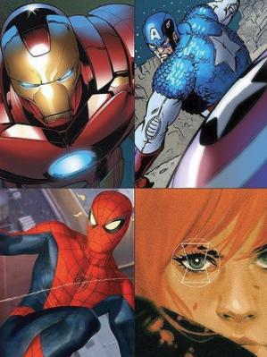 $9.9The UTGP2018 Marvel Graphic Tees @ Uniqlo
