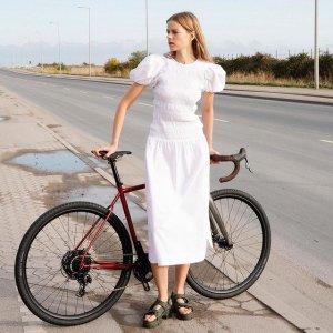 低至4折 娃娃领衬衣$150Ganni 丹麦甜美风格美衣 时髦女孩必入 连衣裙$189