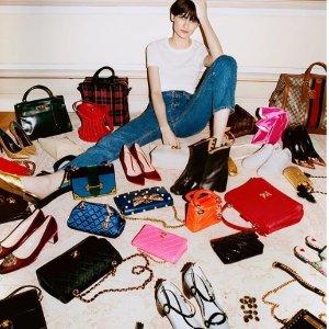 独家满£300立享9折 Chanel、Hermes都有Vestiaire Collective 全场二手大牌美衣、美鞋及包包热卖