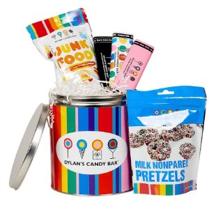 Win Free Dylan's Mini Party in A BucketDylan's Candy Bar Party Bucket Giveaway