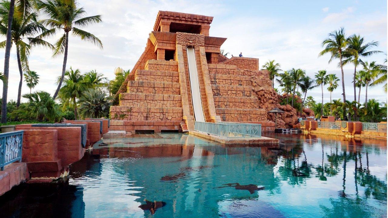 巴哈马游记:亚特兰蒂斯的一站式攻略(水族馆,水上乐园和餐厅)