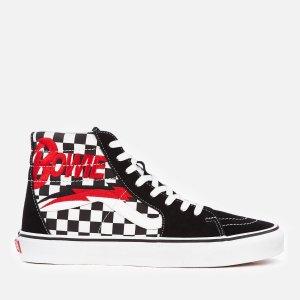 VansX David Bowie Sk8-Hi 滑板鞋