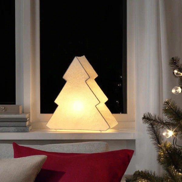 圣诞树造型装饰灯