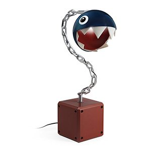 Mario Chain Chomp Lamp