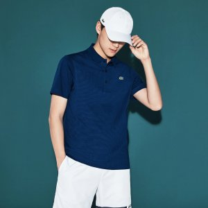 LacosteRegular fit运动polo