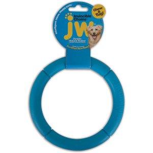 $5.50(原价$8.59)白菜价:JW Pet 超高强度大号狗狗咬合玩具