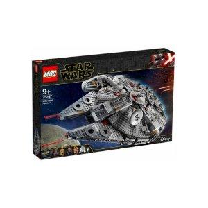 LEGO STAR WARS 新品千年隼号 收藏价值!