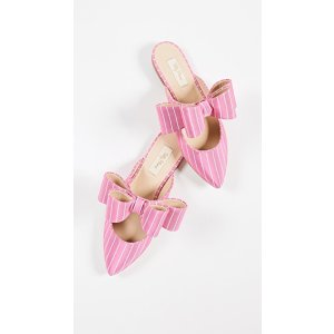Polly PlumeKiki Bow Mules