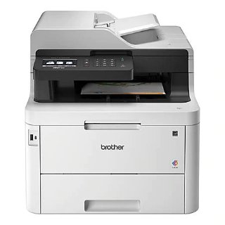 Brother Wireless Color All-In-One Laser Printer, Scanner, Copier, Fax, MFC-L3770CDW Item# 6129456