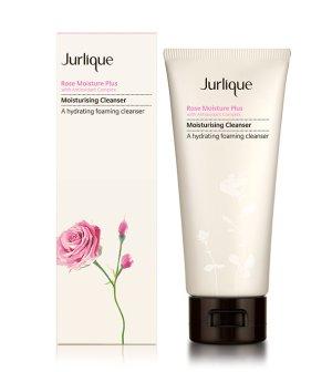 Rose Moisture Plus Moisturising Cleanser | Jurlique