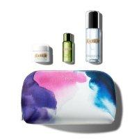 上新:La Mer 护肤4件套 含精华乳霜30ml(价值$242)
