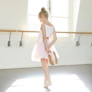 $19 起Jacadi官网女童芭蕾服饰上新 送给怀揣芭蕾梦的女孩纸