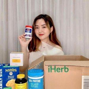 无门槛8折 蛋白棒$25/10个最后一天:iHerb 运动保健品限时特卖 健身达人必收蛋白粉$69/2kg