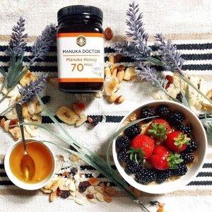 低至3折 1000高MGO蜂蜜加入Manuka Doctor 蜂蜜折扣区心动回归 养胃+增强免疫力必不可少