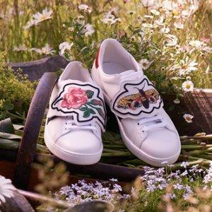 部分享受17%退税Gucci小白鞋、乐福鞋、穆勒鞋等美鞋上新