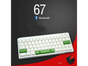 Filco MINILA67 USB Wired and  Bluetooth Wireless Dual Connectivity Modes Keyboard