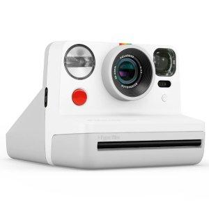 Polaroid加购物车,免费送胶卷!Now 宝丽来相机