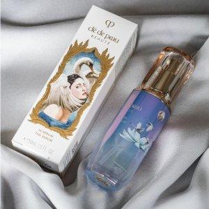 变相低至7.5折Cle de Peau 美妆护肤热卖 收水磨精华、圣诞限量天鹅湖