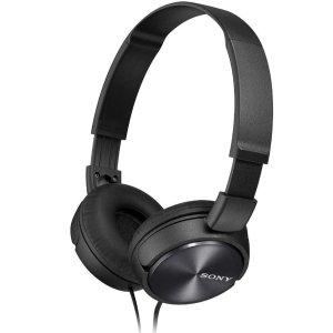 索尼 耳机、音箱等音频设备黑五限时闪购 低至5.2折 低至12.99收Sony MDR-ZX310W