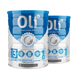 满AU$109减AU$16Oli6  羊奶粉精选  1、2、3段奶粉热卖