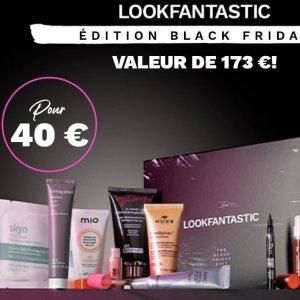 变相2.2折 免运费Lookfantastic 黑五定制盒子发售 定价€40(价值€173)