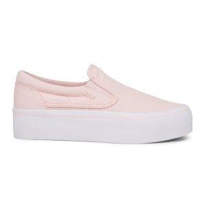 卫衣鞋子任意组合$75女款粉色厚底一脚蹬
