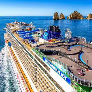 As low as $649 + Up to $1700 to Spend + 3/4 Guests Free7 Night Mexico Round-trip From Los Angeles on Norwegian Joy