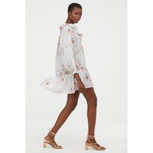 H&MFlounced Dress