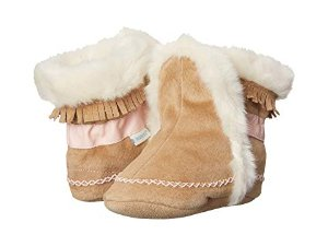 Robeez Fab Folk Bootie (Infant/Todder) at Zappos.com