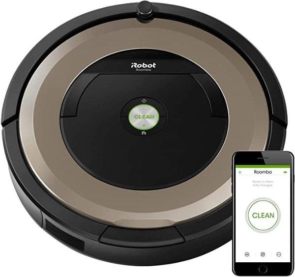 Roomba 891 WIFI控制扫地机器人