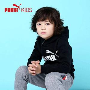 低至4.3+额外7折 $23收丝带鞋Puma 官网儿童促销区热卖 $31收大童羊毛外套