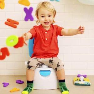 全场8折,$11.99起收训练马桶即将截止:BabyBjorn、Munchkin儿童训练马桶 养成好习惯从现在开始